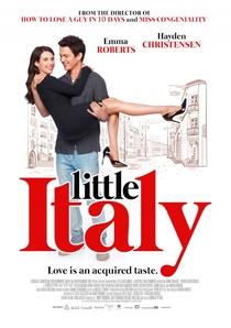 Amor em Little Italy - Poster / Capa / Cartaz - Oficial 2