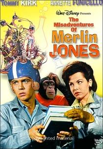 As Desventuras De Merlin Jones - Poster / Capa / Cartaz - Oficial 1