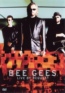 Bee Gees - Live by Request - Poster / Capa / Cartaz - Oficial 1