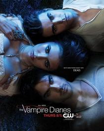 The Vampire Diaries (2ª Temporada) - Poster / Capa / Cartaz - Oficial 3