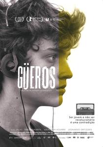Güeros - Poster / Capa / Cartaz - Oficial 1
