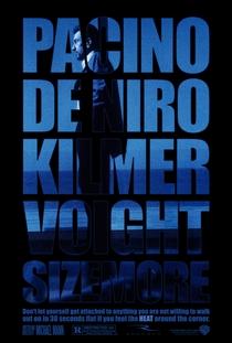 Fogo Contra Fogo - Poster / Capa / Cartaz - Oficial 5