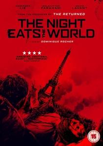 A Noite Devorou o Mundo - Poster / Capa / Cartaz - Oficial 8