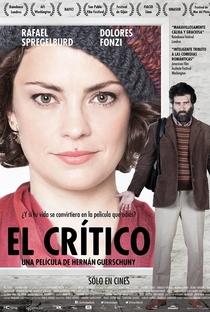 O Crítico - Poster / Capa / Cartaz - Oficial 2