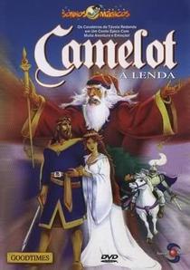Camelot - A Lenda - Poster / Capa / Cartaz - Oficial 1