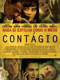 Contágio - Poster / Capa / Cartaz - Oficial 2