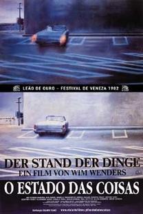 O Estado das Coisas - Poster / Capa / Cartaz - Oficial 3