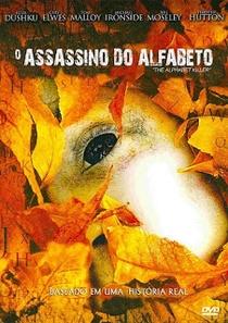 O Assassino do Alfabeto - Poster / Capa / Cartaz - Oficial 3