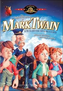 As Aventuras de Mark Twain - Poster / Capa / Cartaz - Oficial 2