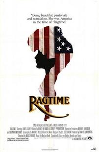 Na Época do Ragtime - Poster / Capa / Cartaz - Oficial 3