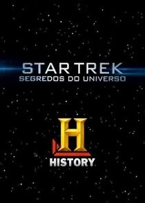 Star Trek: Segredos do Universo - Poster / Capa / Cartaz - Oficial 1