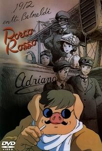 Porco Rosso: O Último Herói Romântico - Poster / Capa / Cartaz - Oficial 6