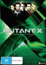 Mutant X (3ª Temporada)  - Poster / Capa / Cartaz - Oficial 1