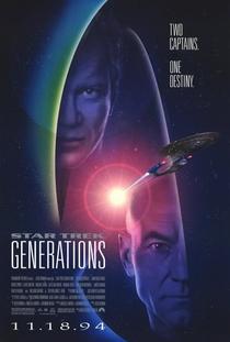 Jornada nas Estrelas: Generations - Poster / Capa / Cartaz - Oficial 3