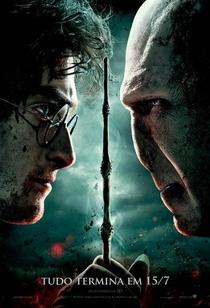 Harry Potter e as Relíquias da Morte - Parte 2 - Poster / Capa / Cartaz - Oficial 1