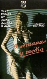 9 1/2 Semanas de Amor - Poster / Capa / Cartaz - Oficial 7