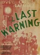 O Último Aviso (The Last Warning)