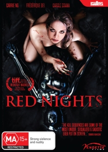 Red Nights - Poster / Capa / Cartaz - Oficial 3