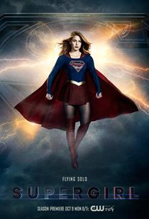 Supergirl (3ª Temporada) - Poster / Capa / Cartaz - Oficial 2