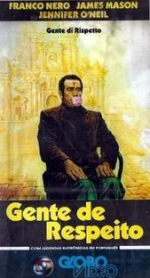 Gente de Respeito - Poster / Capa / Cartaz - Oficial 1