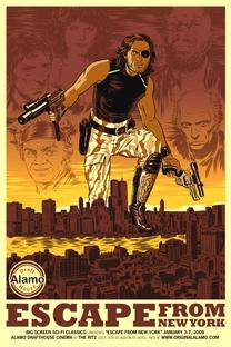 Fuga de Nova York - Poster / Capa / Cartaz - Oficial 4