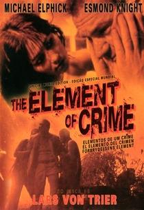 O Elemento do Crime - Poster / Capa / Cartaz - Oficial 7