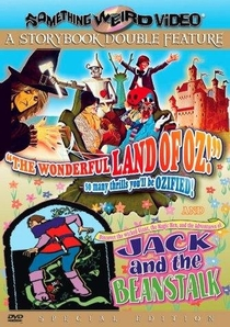 Jack and the Beanstalk - Poster / Capa / Cartaz - Oficial 1