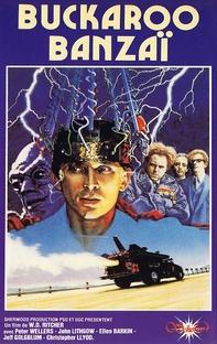 As Aventuras de Buckaroo Banzai - Poster / Capa / Cartaz - Oficial 11