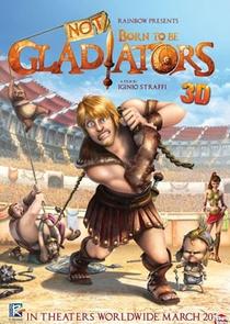 Um Gladiador em Apuros - Poster / Capa / Cartaz - Oficial 1