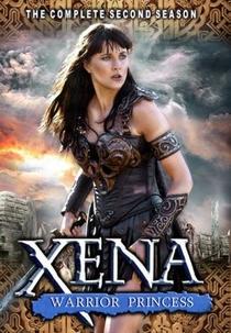 Xena: A Princesa Guerreira (2ª Temporada) - Poster / Capa / Cartaz - Oficial 1