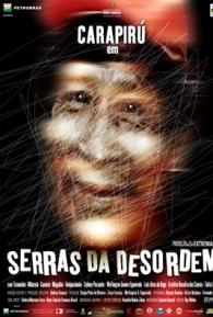 Serras da Desordem - Poster / Capa / Cartaz - Oficial 2