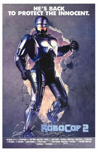 RoboCop 2 - Poster / Capa / Cartaz - Oficial 4