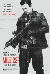 22 Milhas - Poster / Capa / Cartaz - Oficial 2