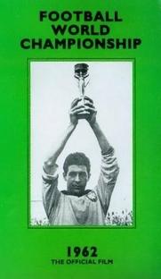 Copa do Mundo Fifa 1962 - Poster / Capa / Cartaz - Oficial 1