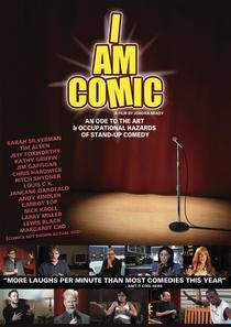 I Am Comic - Poster / Capa / Cartaz - Oficial 1