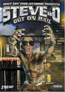 Steve-O: Out on Bail - Poster / Capa / Cartaz - Oficial 1