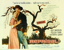 Represália - Poster / Capa / Cartaz - Oficial 3