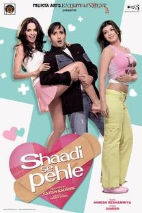 Shaadi Se Pehle - Antes do Casamento - Poster / Capa / Cartaz - Oficial 5