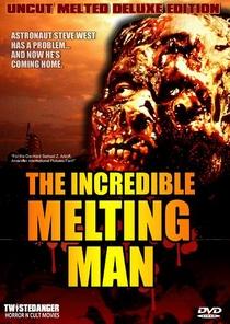 O Incrível Homem Que Derreteu - Poster / Capa / Cartaz - Oficial 2