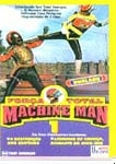 Máscara Nebulosa Machineman - Poster / Capa / Cartaz - Oficial 3