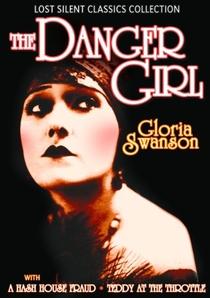 The Danger Girl  - Poster / Capa / Cartaz - Oficial 1