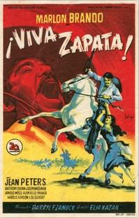 Viva Zapata! - Poster / Capa / Cartaz - Oficial 4