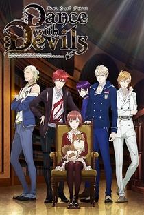 Dance with Devils - Poster / Capa / Cartaz - Oficial 4