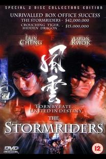 Os Cavaleiros da Tempestade - Poster / Capa / Cartaz - Oficial 6