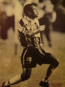 Jogos Para Sempre - Grêmio X Portuguesa [Final Brasileirão 1996] - Poster / Capa / Cartaz - Oficial 1
