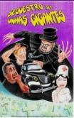 Sequestro de Unhas Gigantes - Poster / Capa / Cartaz - Oficial 1