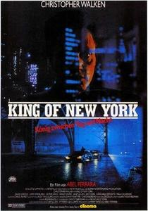 O Rei de Nova York - Poster / Capa / Cartaz - Oficial 7