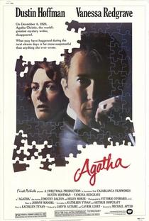 O Mistério de Agatha - Poster / Capa / Cartaz - Oficial 1