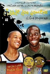 Cidade dos Homens (4ª Temporada) - Poster / Capa / Cartaz - Oficial 1