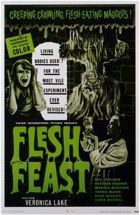 Flesh Feast - Poster / Capa / Cartaz - Oficial 1